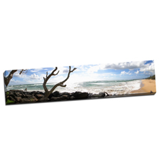 Image of Canvas Print 60 x 13 Gallery Wrap