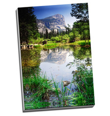Image of Canvas Print 24 x 36 Gallery Wrap