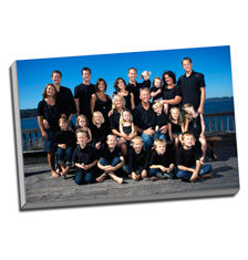Image of Canvas Print 30 x 20 Frame-Ready