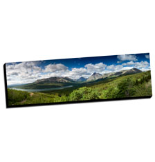Image of Canvas Print 60 x 18 Gallery Wrap