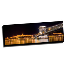 Image of Canvas Print 36 x 12 Gallery Wrap