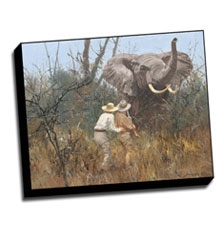 Image of Canvas Print 20 x 16 Gallery Wrap