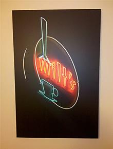 Milt's Diner by Joshua Bradley